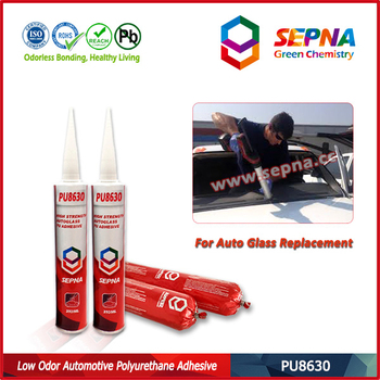 Polyurethane Sealant for Installing Auto Glass