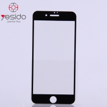 Highly anti scratch 9H 10H hard anti fingerprint tempered glass screen protective guard for iphoen 7