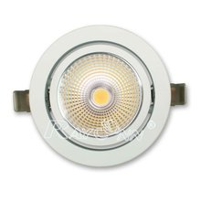 2x18w down light replacement, 20W COB LED downlight