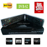 Best sale dvb-s2 set top box digital satellite receiver frequency for Dubai receiver
