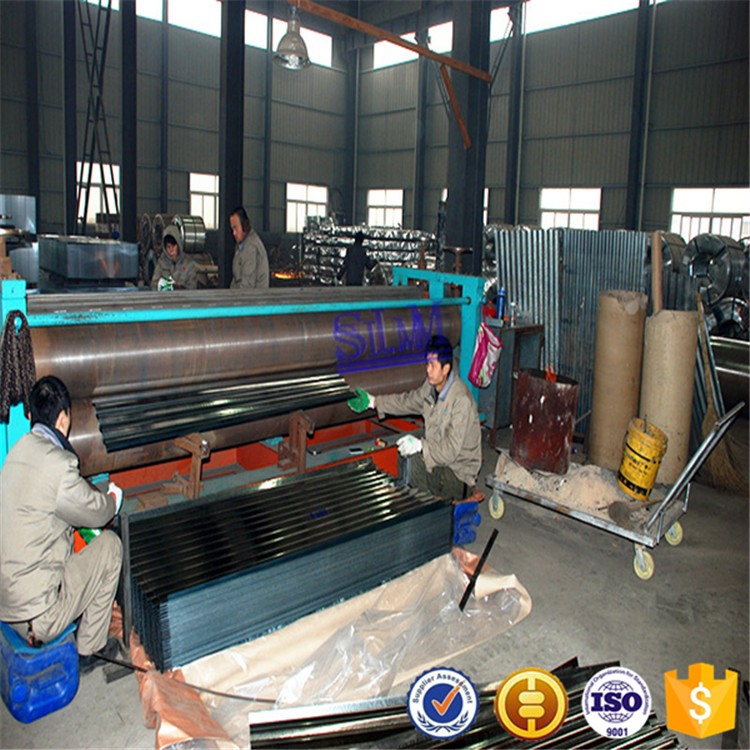 Steel Product Model V555 Corrugated Aluminium Roofing Sheet