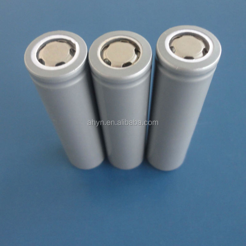 3.7v cylinder 18500 3.7V lithium ion battery for portable speaker e-cigarette Led flashlight