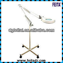 FEITA Magnifying Glass with Light Stand