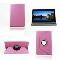 360 Rotating Stand Flip PU Leather Smart Tablet Cover Case For Sony Xperia Tablet Z