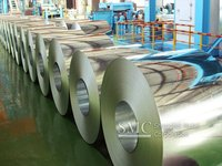 G550 Aluzinc Steel Coil, 0.16mm-2.0mm thickness, roofing materials