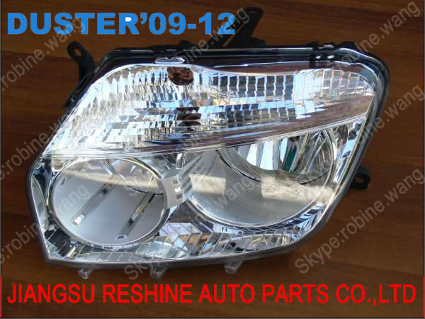 Head Lamp DEPO Quality Auto lamp Used For Renault Duster