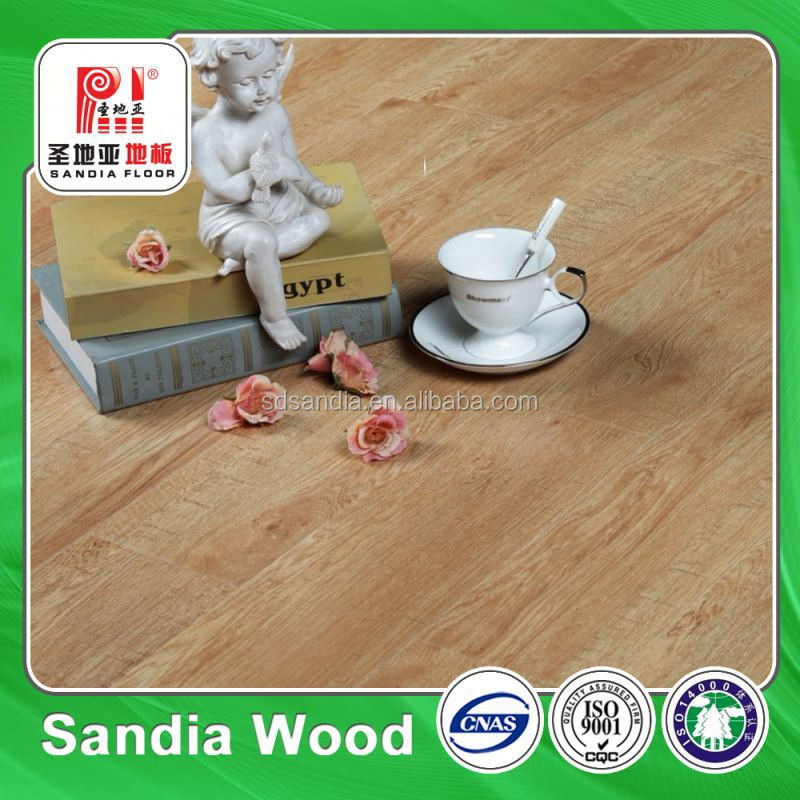 Factory Price Waterproof Engineered Hardwood Flooring