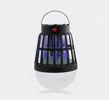 Solar Electric Mosquito Killer Lamp