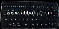 Bluetooth Folding Keyboard for iPad5/ for iphone 5