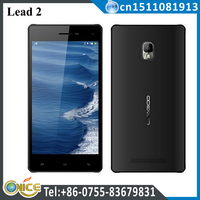 No brand low price android smart phone Lead 2 5 Inch MTK6582 Quad Core Android 4.4 IPS 960X540 1GB/8GB 13MP 3G GPS