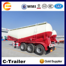 brand new low price 3 axle 28cbm 30ton cement trailer with 385/65R22.5 for Kenya market