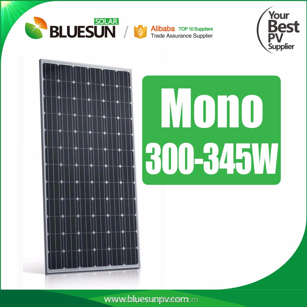 A grade lower solar panel price list 320w mono 300w 310w for home
