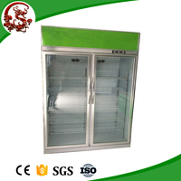 Superior quality commercial drug display cooler