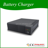 Three Stage Smart Car Battery Charger 12V 40A