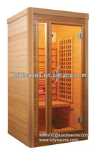 total dry far infrared sauna for home