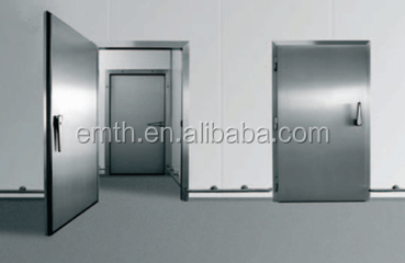 Cold room door for PU sandwich panel cold storage