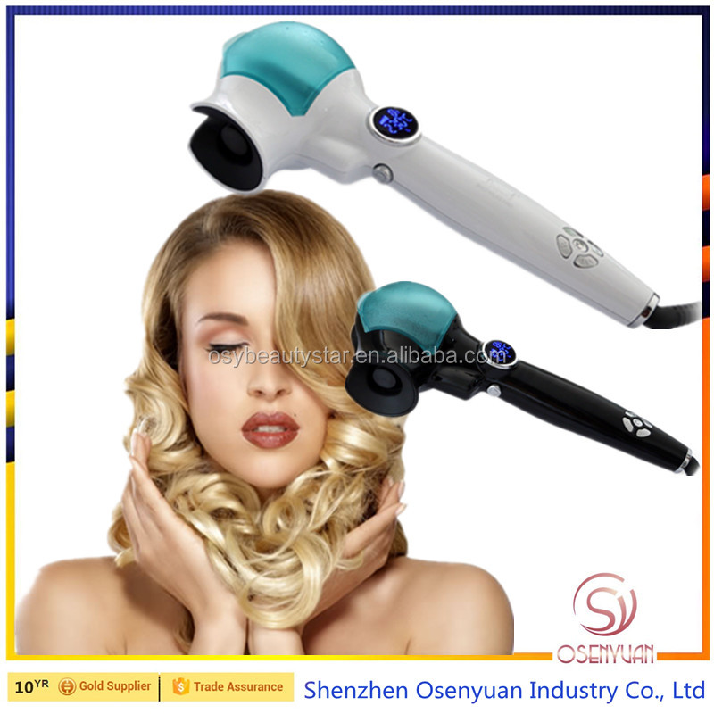2016 New hair tools Perfect Magic Hair curl 2665E curling iron for long hair Steam Machine