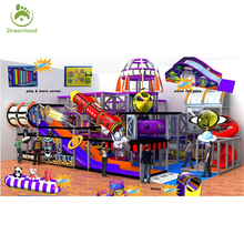 2017 Wholesale Used Commercial Kids Indoor Playground Equipement/Amusement Park Equipment for sale