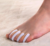 gel toe straighten silicone toe separator