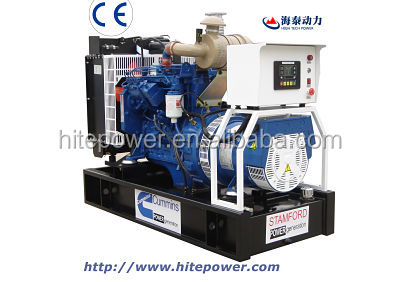 Made in China 20kw to 1100kw Cummins generators boring machine small engine