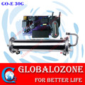Ozonizer parts water cooled ozone generator tube ozonator cell water sterilizer