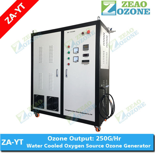 50g/h industrial ozonator for chemical and waste water purification