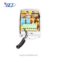 Hot selling fixed learning rolling code universal 433mhz wireless rf remote control receiver