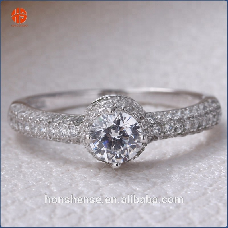 Rings For Girls Latest Wedding Ring Designs 925 Sterling Silver