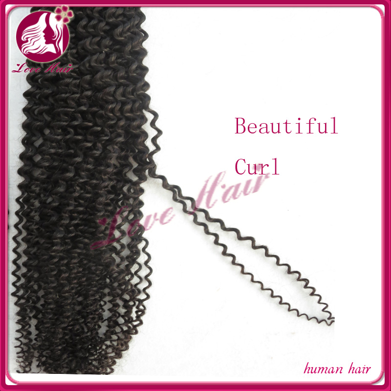 factory wholesale cheap price virgin human hair jumbo braid Brazilian jerry curl