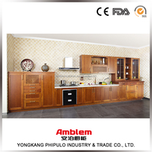Custom Wholesale Modular Kitchen Design