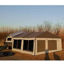 Customized Australia Style Camper trailer tent for offroad campers