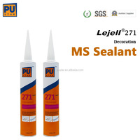MS silicone glass sealant / UV resistant/natural stone sealants