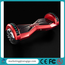 High quality electric 2 wheel bluetooth smart 8 inch hoverboard lamborghini with remote