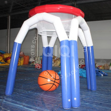 Inflatable sport games basketball inflatable wrecking inflables juegos