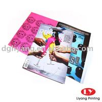 Custom Printed Fashion Magazine Printing Service