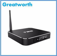 Best price and good T95 Android 6.0 TV Box Amlogic S912 Octa core 2G 16G Android Box H96 pro
