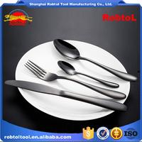 4 Piece Cutlery Set Spoon Fork Knife Flatware Dinning Dinnerware Tableware Stainless Steel