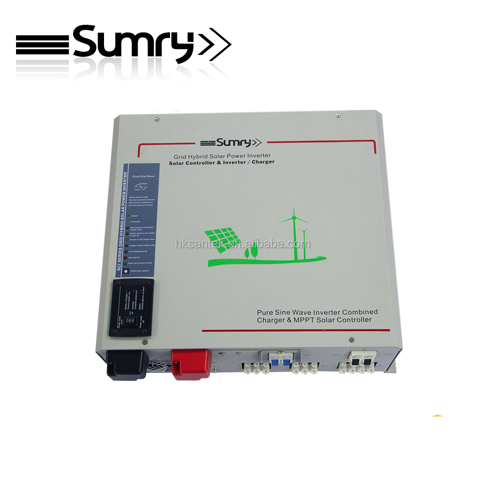 Alibaba china /low frequency sine wave 1000w dc 12v to ac 230v solar power inverter for solar panel