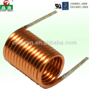 All kinds of high frequency Air core coil inductors for automotive electronics for sale