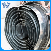 good quality steel edge rubber water stops