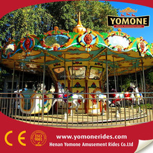 Professional and funny deluxe carousel rides roundabouts for child