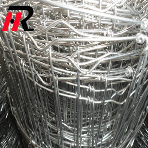 cheap price galvanized electric farm fencing