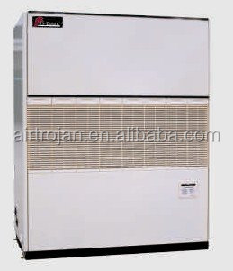 Air cooled floor standing ducted type cooling only air conditioner , capacity 42.2kW