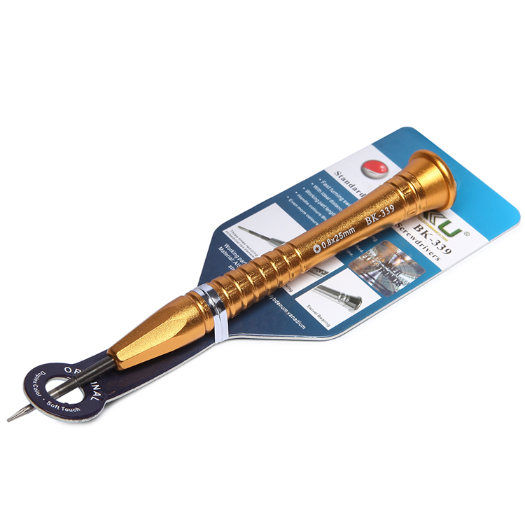 BAKU International Colorful High Quality S2 Steel Convenience To Use Cheap Price Screwdriver BK-339 For Industry