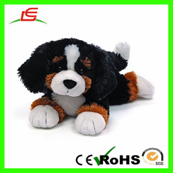 Black Gund Randle Bernese Mountain Dog Stuffed Animal
