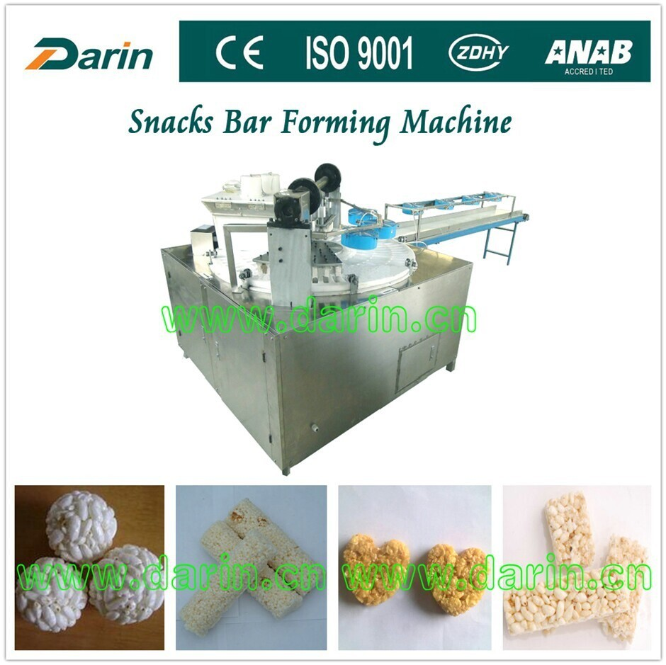 Cereal Candy Cake Machine/ Ball Cereal Making Machine/bar Cereal Machine