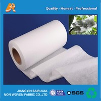 white color pp spunbond nonwoven fruit protection bag fabric