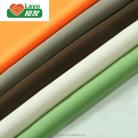 100 Polyester Microfiber Fabric Plain 75D