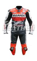 Biker Leather Suit/ Leather Racing suit for unisex