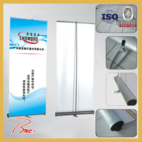 Metal Roll Up Ballet Flats Banner Size Stand